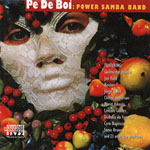 Pe De Boi CDs and Downloads on Arkadia Jazz