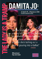 Damita Jo: The Lady Is A Tramp DVD